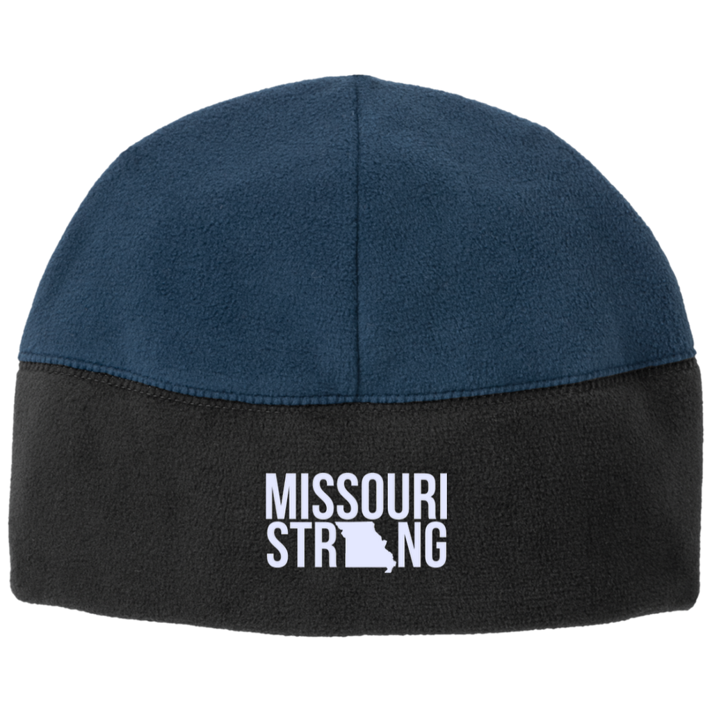 MO Strong - Fleece Beanie - Kick Merch - 7