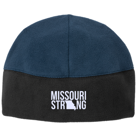 Image of MO Strong - Fleece Beanie - Kick Merch - 7