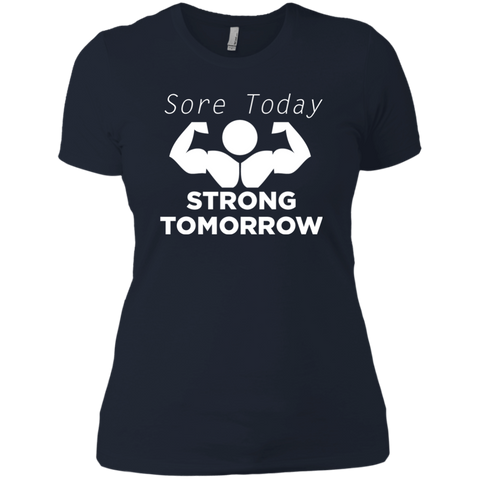 Image of Sore Today Strong Tomorrow