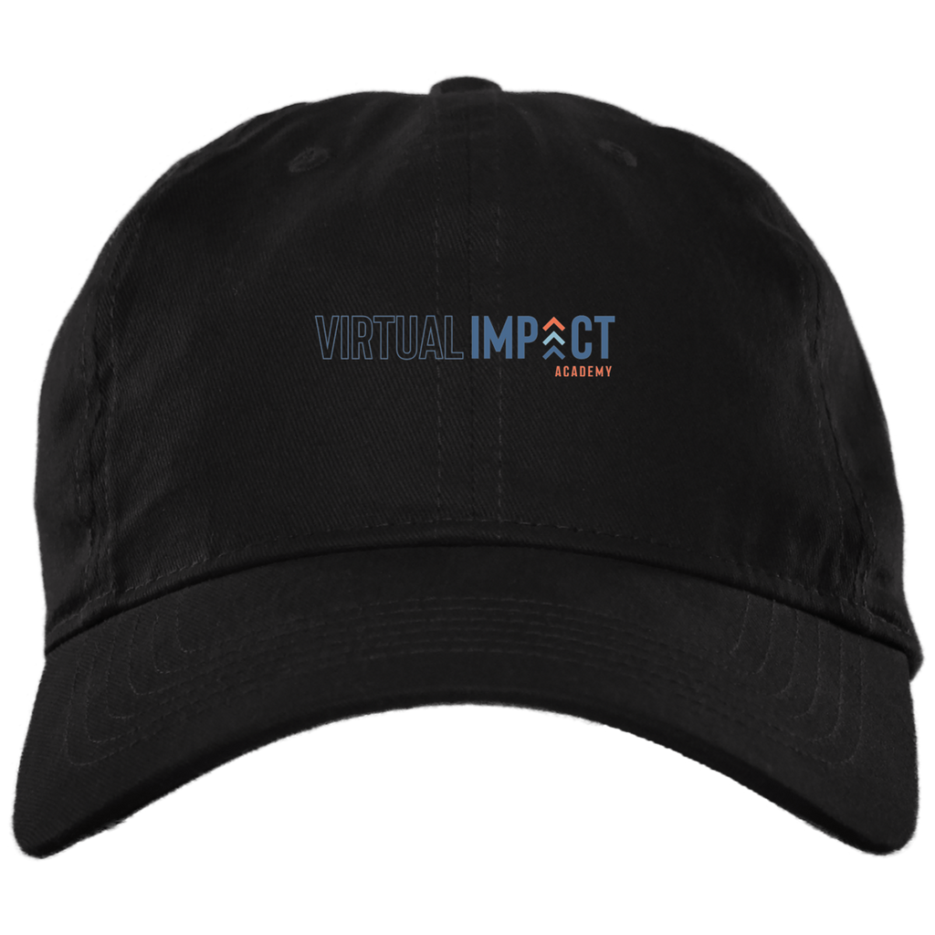 Virtual Impact - Unstructured Dad Cap