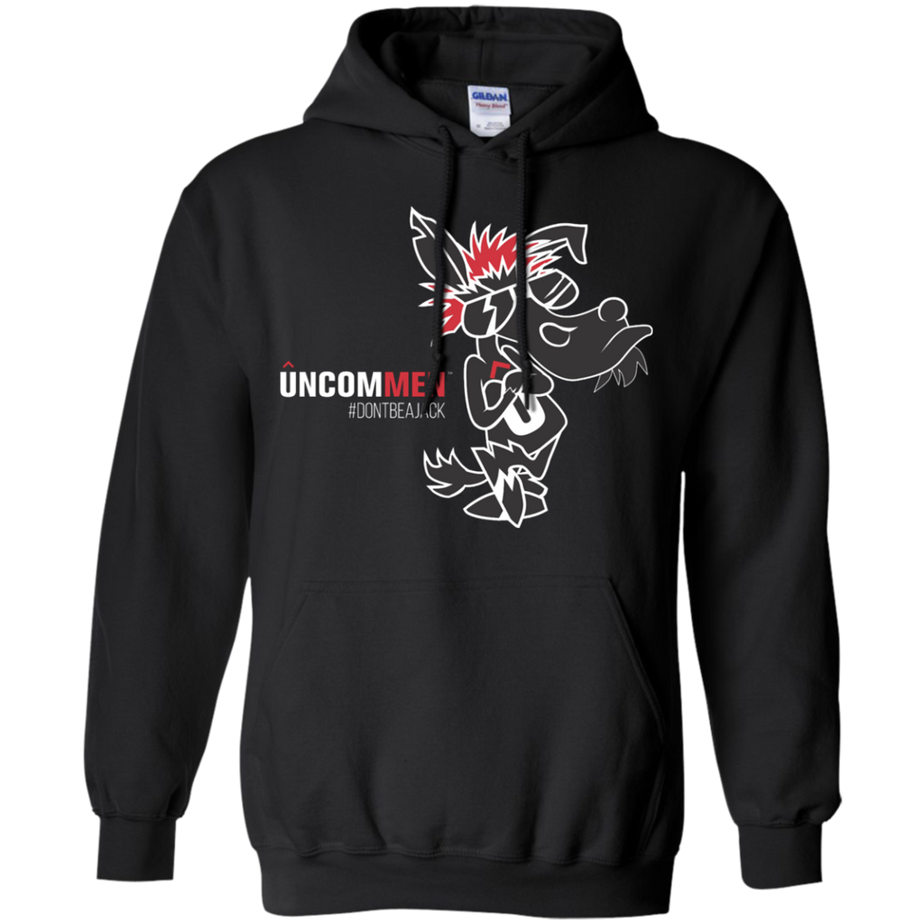 UNCOMMEN Don't Be A Jack - Pullover Hoodie
