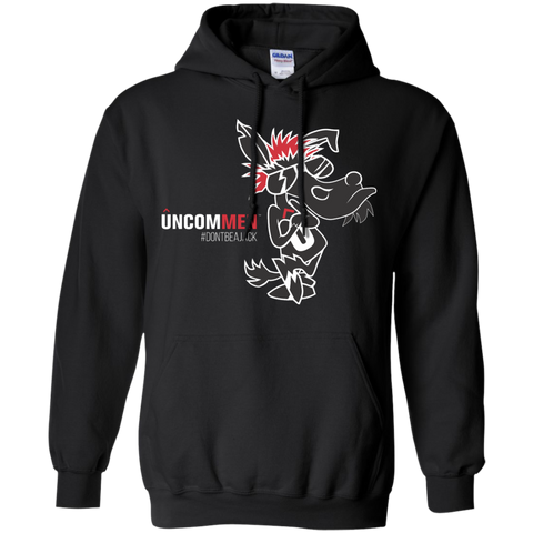 Image of UNCOMMEN Don't Be A Jack - Pullover Hoodie