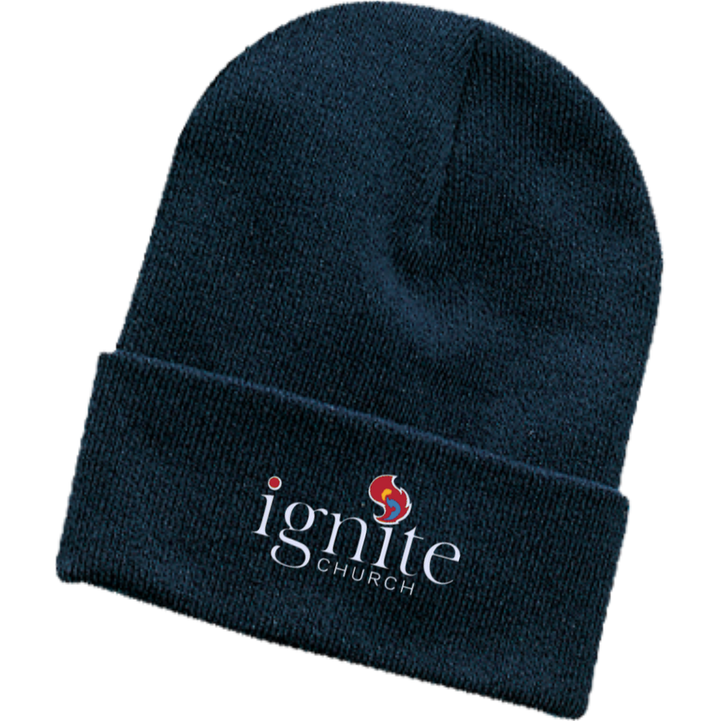 IGNITE church - Knit Cap - Kick Merch - 4