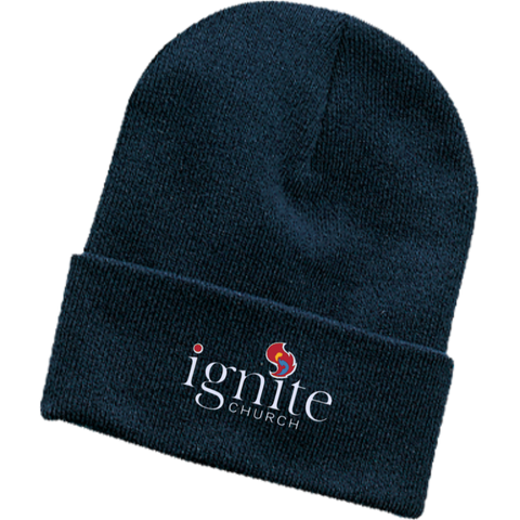 Image of IGNITE church - Knit Cap - Kick Merch - 4