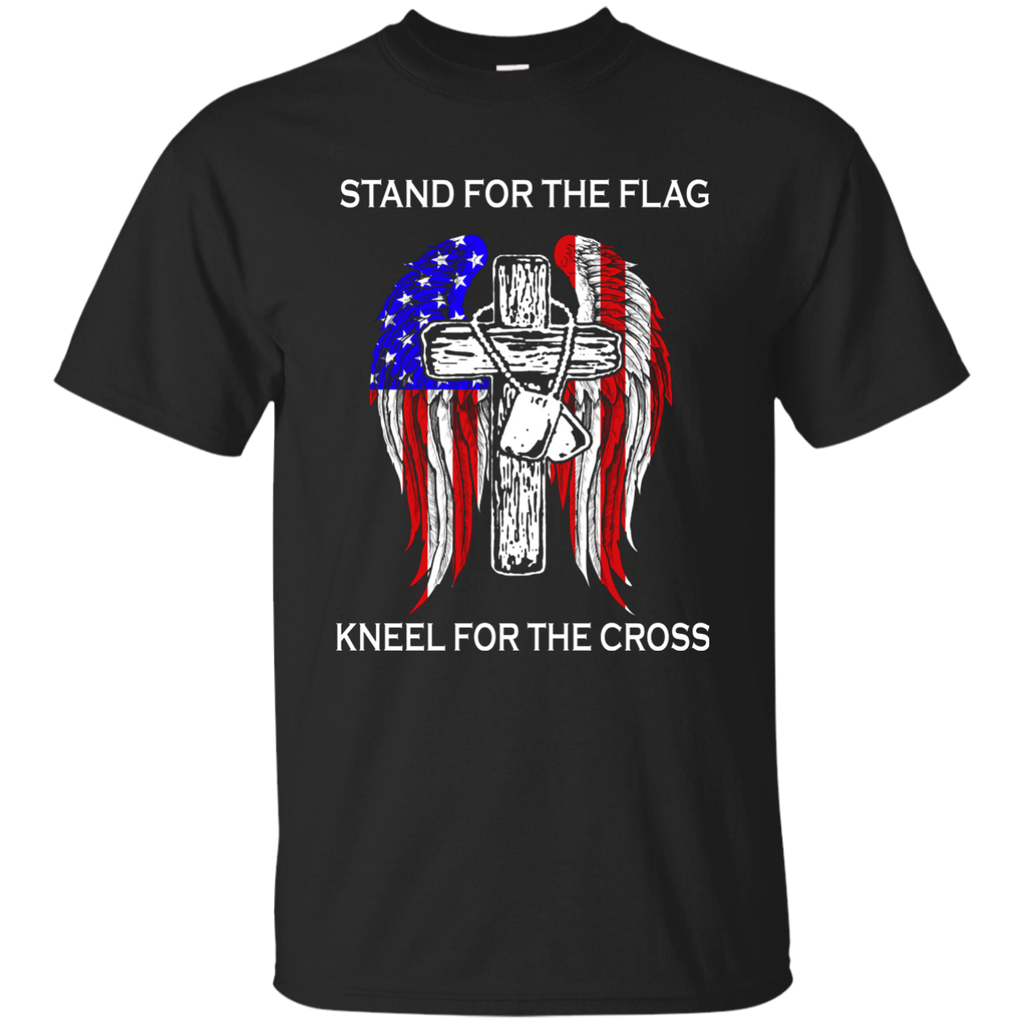 Stand For The Flag Kneel For The Cross