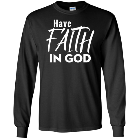 Image of Have Faith In God