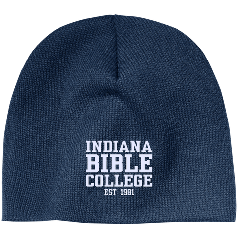 Image of IBC - Clean Text -Beanie - Kick Merch - 1