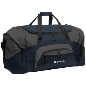 LIFE Church Colorblock Sport Duffel