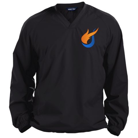 The Pentecostals Of Cooper City - Pullover V-Neck Windshirt