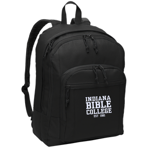 IBC - Basic Backpack - Clean Text Design