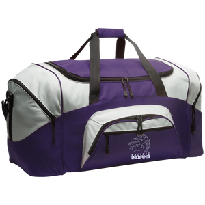 Pacific Indians Sports Club Colorblock Sport Duffel