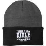 IBC - Clean Text - Knit Cap - Kick Merch - 14