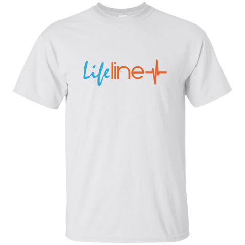 Image of LIFE Line Custom Ultra Cotton T-Shirt