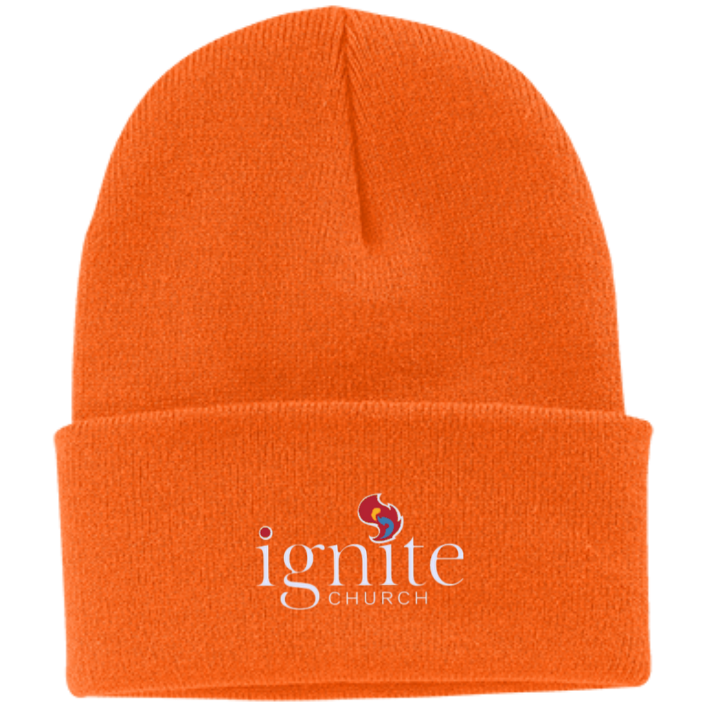 IGNITE church - Knit Cap - Kick Merch - 11
