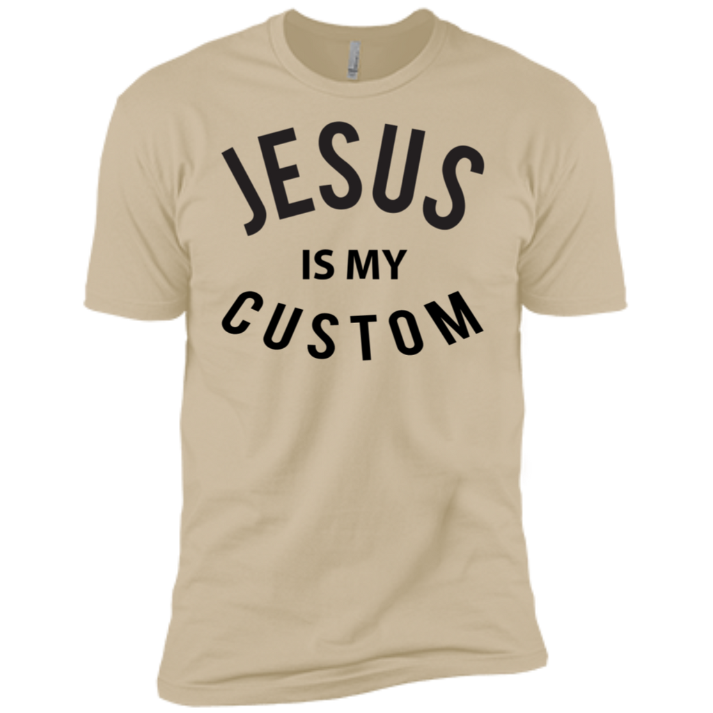 Jesus Is My [Custom}