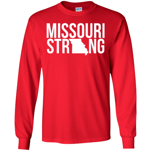 Image of MO Strong - Long Sleeve T shirt - Kick Merch - 6