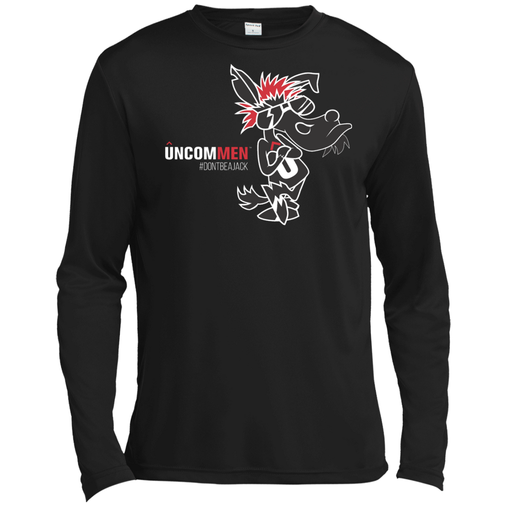UNCOMMEN Don't Be A Jack - Tall Long Sleeve Moisture Absorbing Shirt