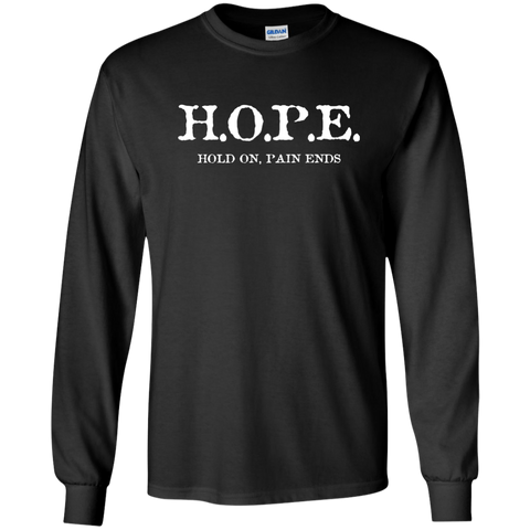 HOPE - Hold On, Pain Ends