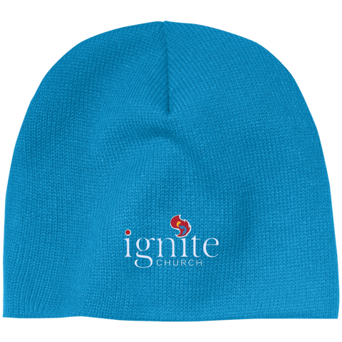 Image of IGNITE church - Beanie - Kick Merch - 5