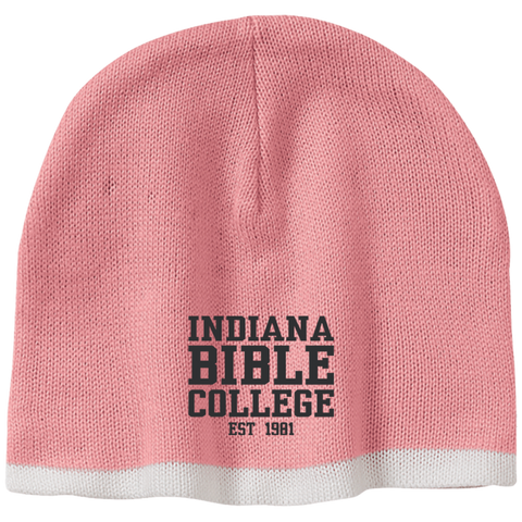 Image of IBC - Clean Text -Beanie - Kick Merch - 11