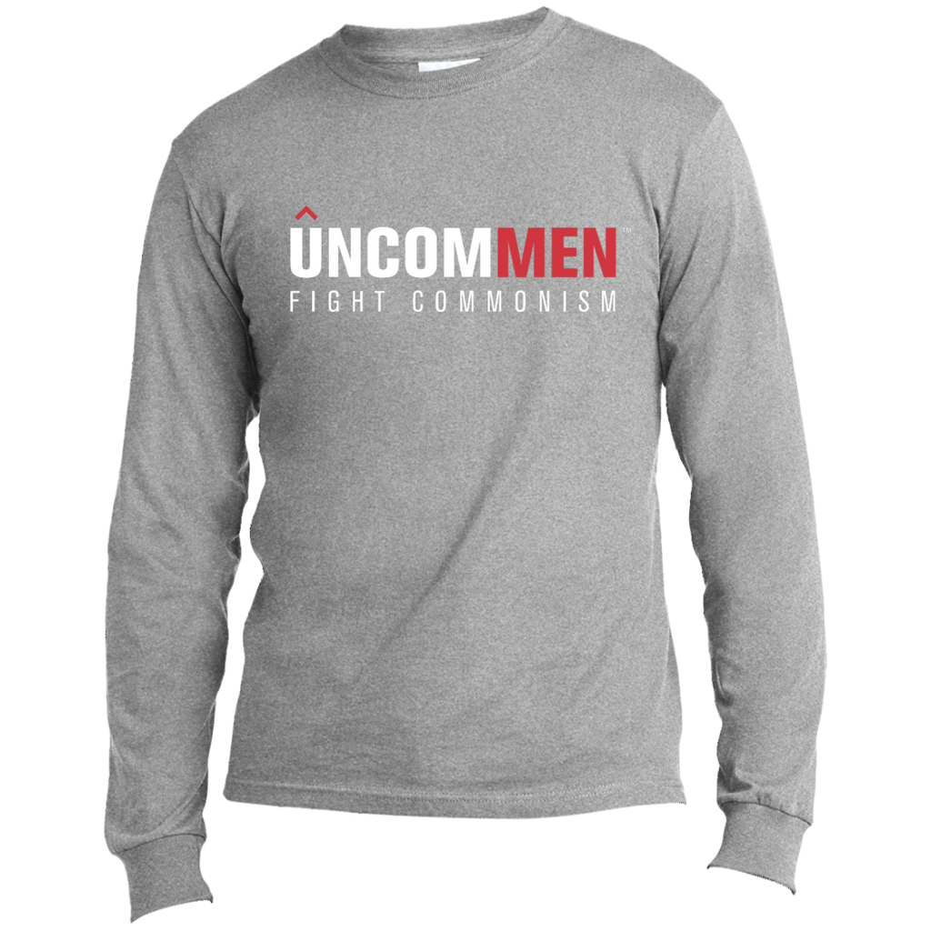 UNCOMMEN Fight Commonism - Long Sleeve Made in the US T-Shirt