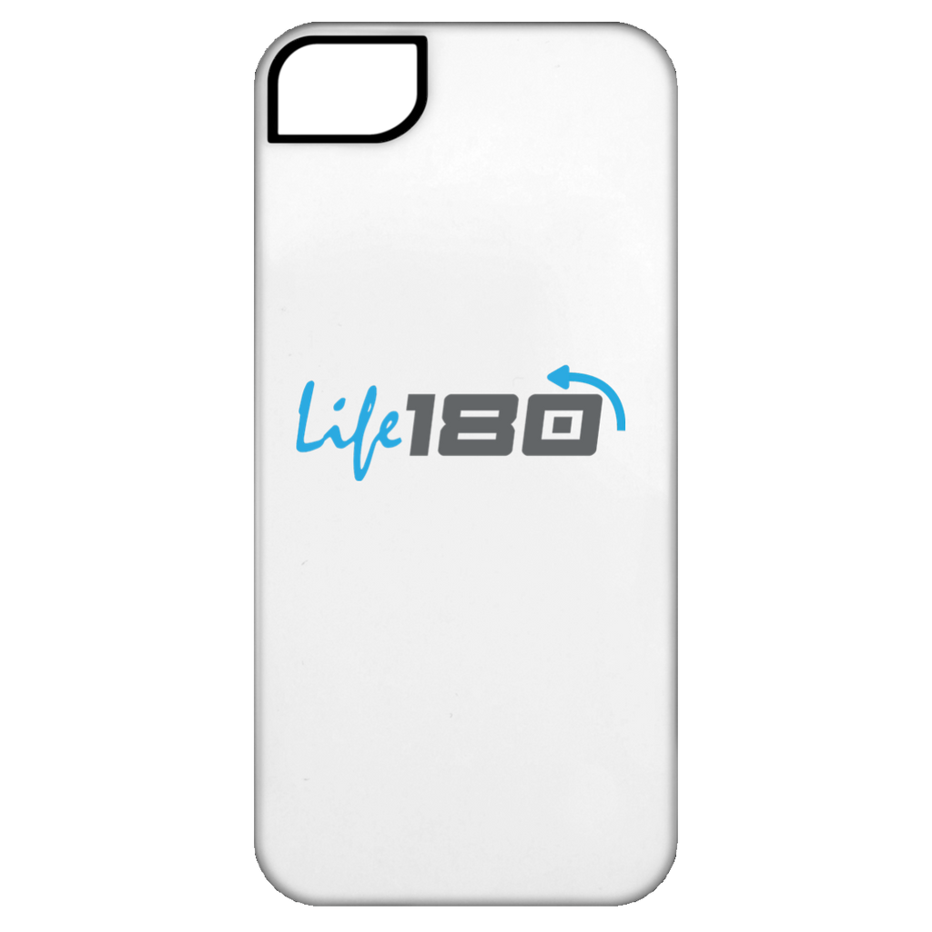 LIFE180 iPhone 5 Tough Case
