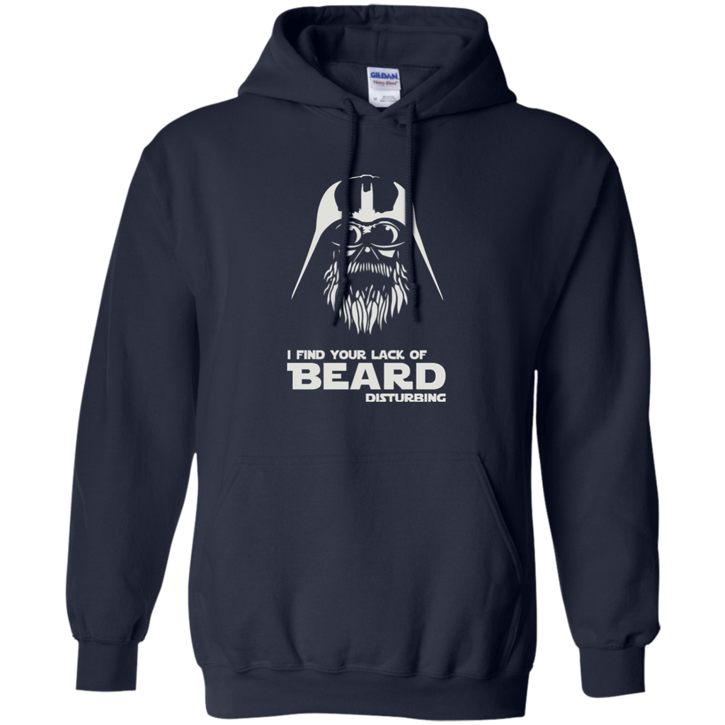 I Find Your Lack Of Beard Disturbing