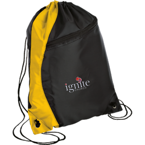 IGNITE Church - Colorblock Cinch Pack