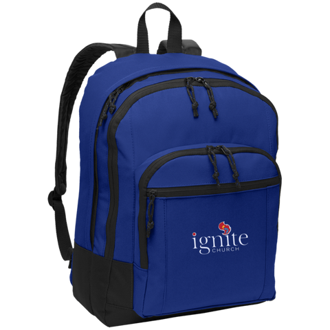 Image of IGNITE church - Backpack - Kick Merch - 4