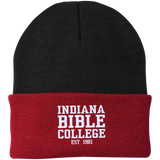 IBC - Clean Text - Knit Cap - Kick Merch - 16