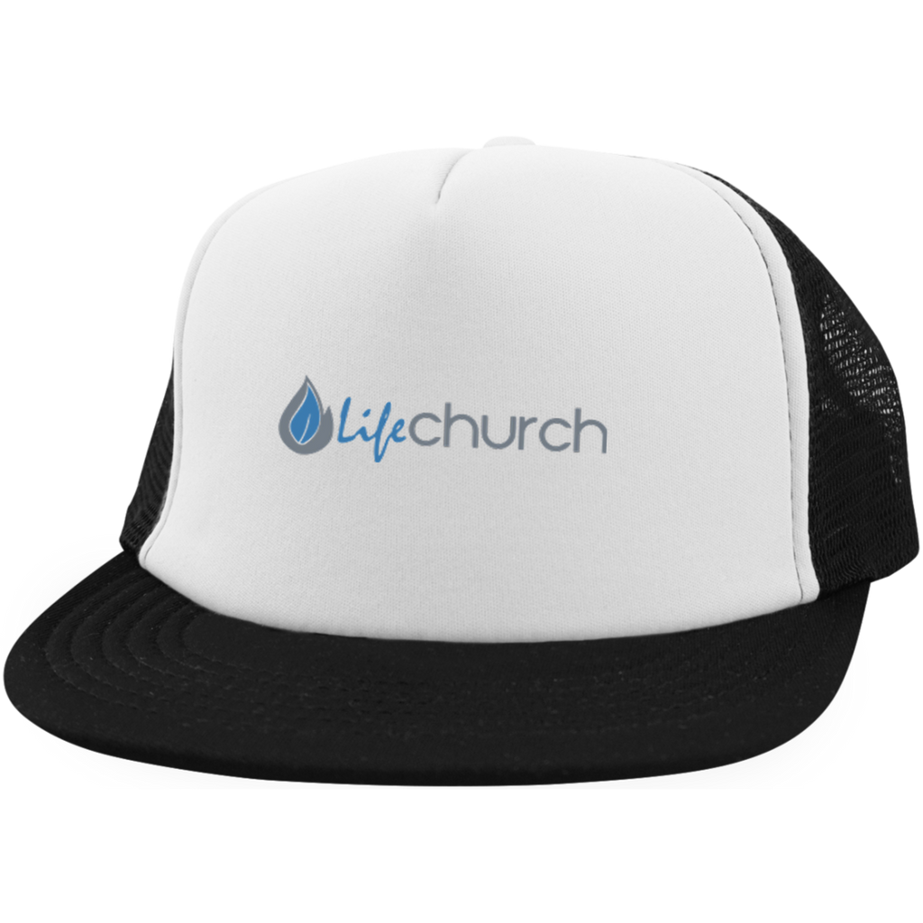 LIFE Church Trucker Hat with Snapback