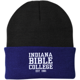 IBC - Clean Text - Knit Cap - Kick Merch - 17