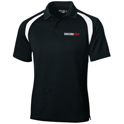 Image of UNCOMMEN Logo - Moisture-Wicking Tag-Free Golf Shirt