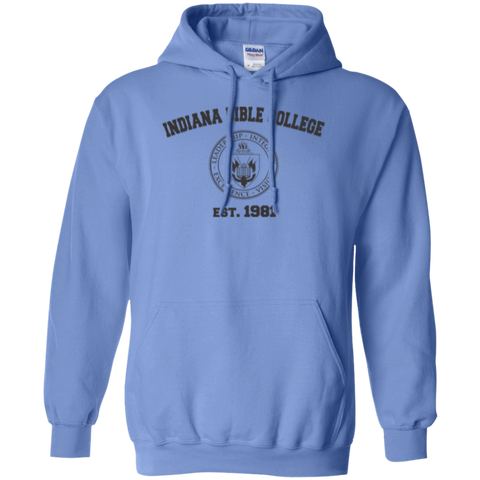 Image of IBC - Pullover Hoodie - Vintage Design - Kick Merch - 11