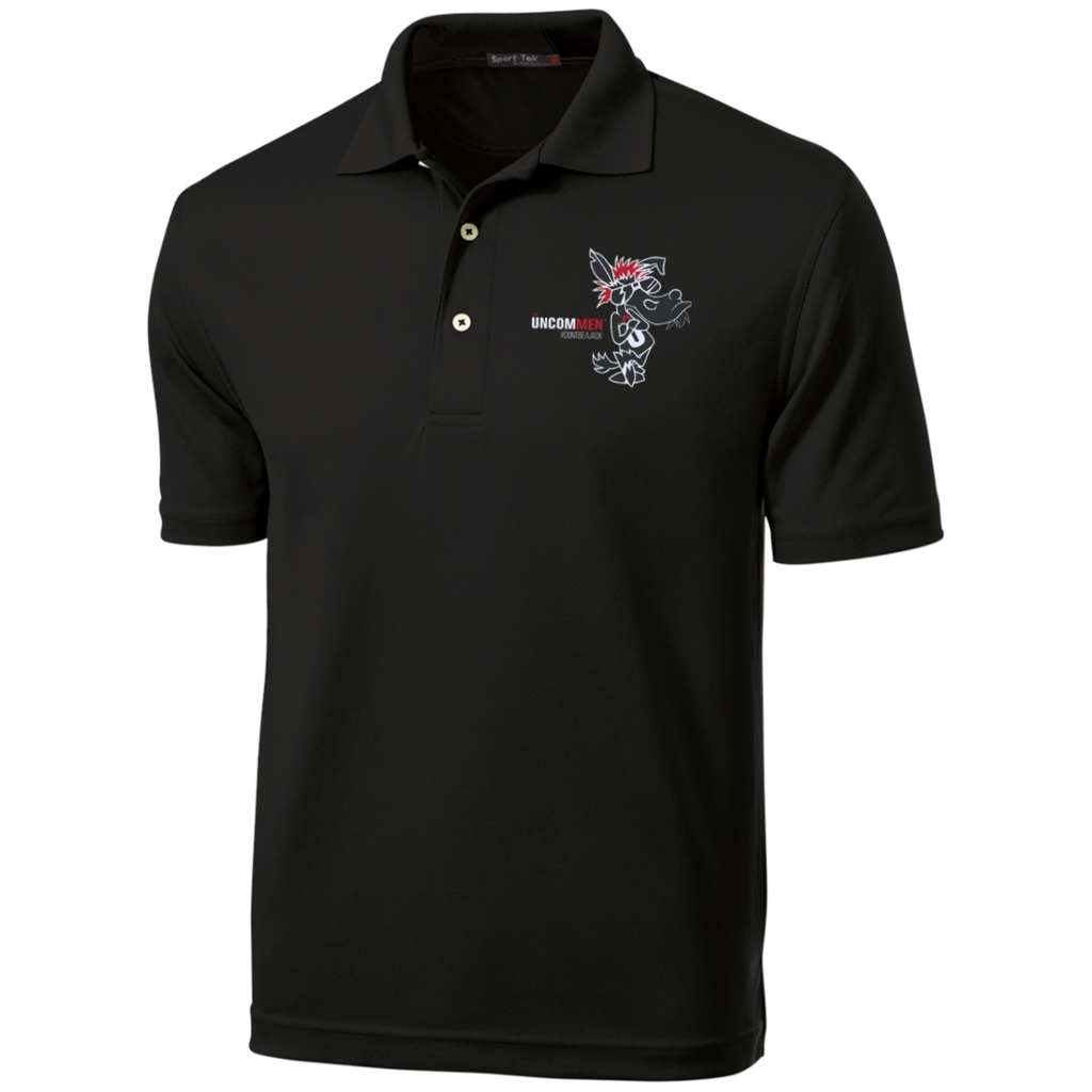 UNCOMMEN Don't Be A Jack - Dri-Mesh Short Sleeve Polos