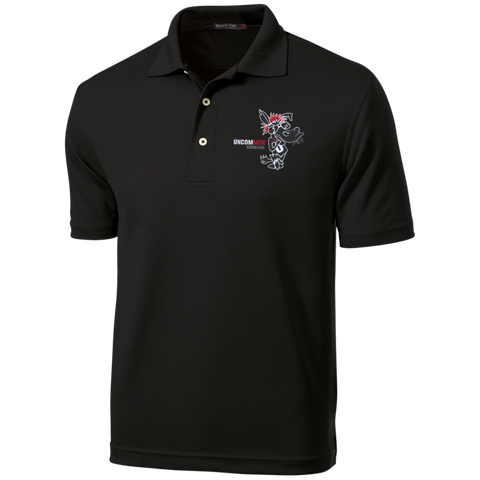 Image of UNCOMMEN Don't Be A Jack - Dri-Mesh Short Sleeve Polos