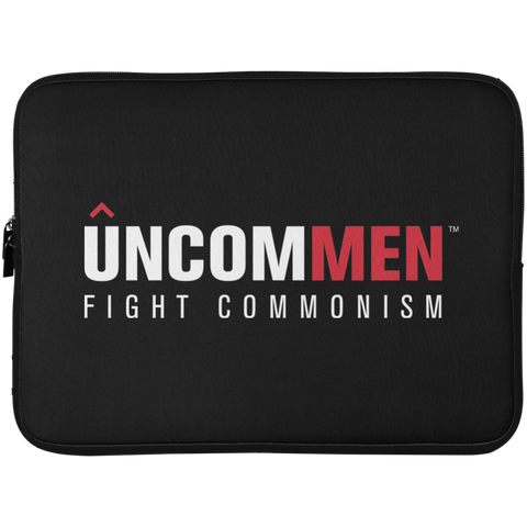 UNCOMMEN Fight Commonism - Laptop Sleeve - 15 Inch