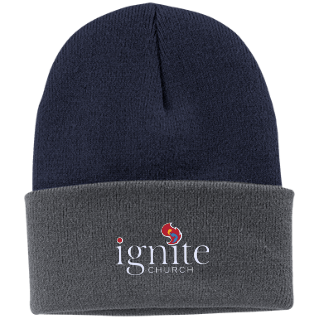 IGNITE church - Knit Cap - Kick Merch - 9
