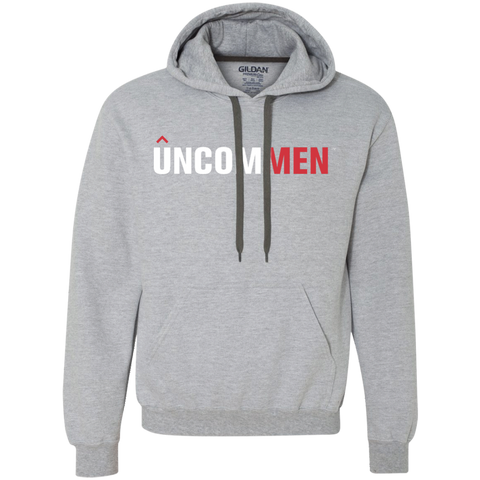 Image of UNCOMMEN Logo - Heavyweight Pullover Fleece Sweatshirt