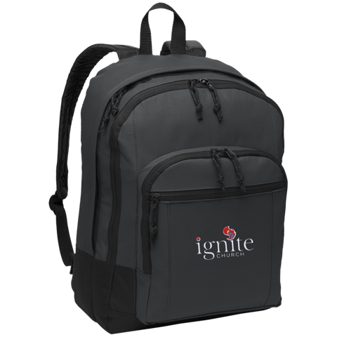 Image of IGNITE church - Backpack - Kick Merch - 2