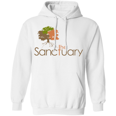 Image of The Sanctuary - Pullover Hoodie