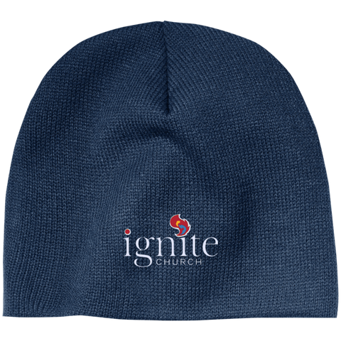 Image of IGNITE church - Beanie - Kick Merch - 3