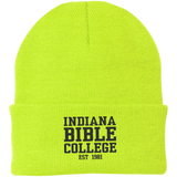 IBC - Clean Text - Knit Cap - Kick Merch - 23