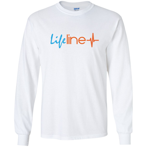 Image of LIFE Line LS Ultra Cotton Tshirt