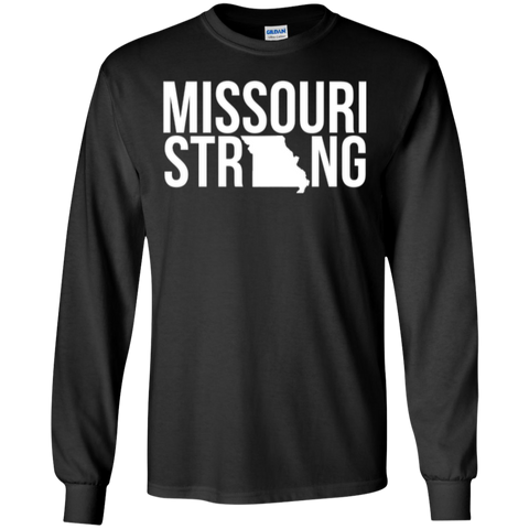 Image of MO Strong - Long Sleeve T shirt - Kick Merch - 2