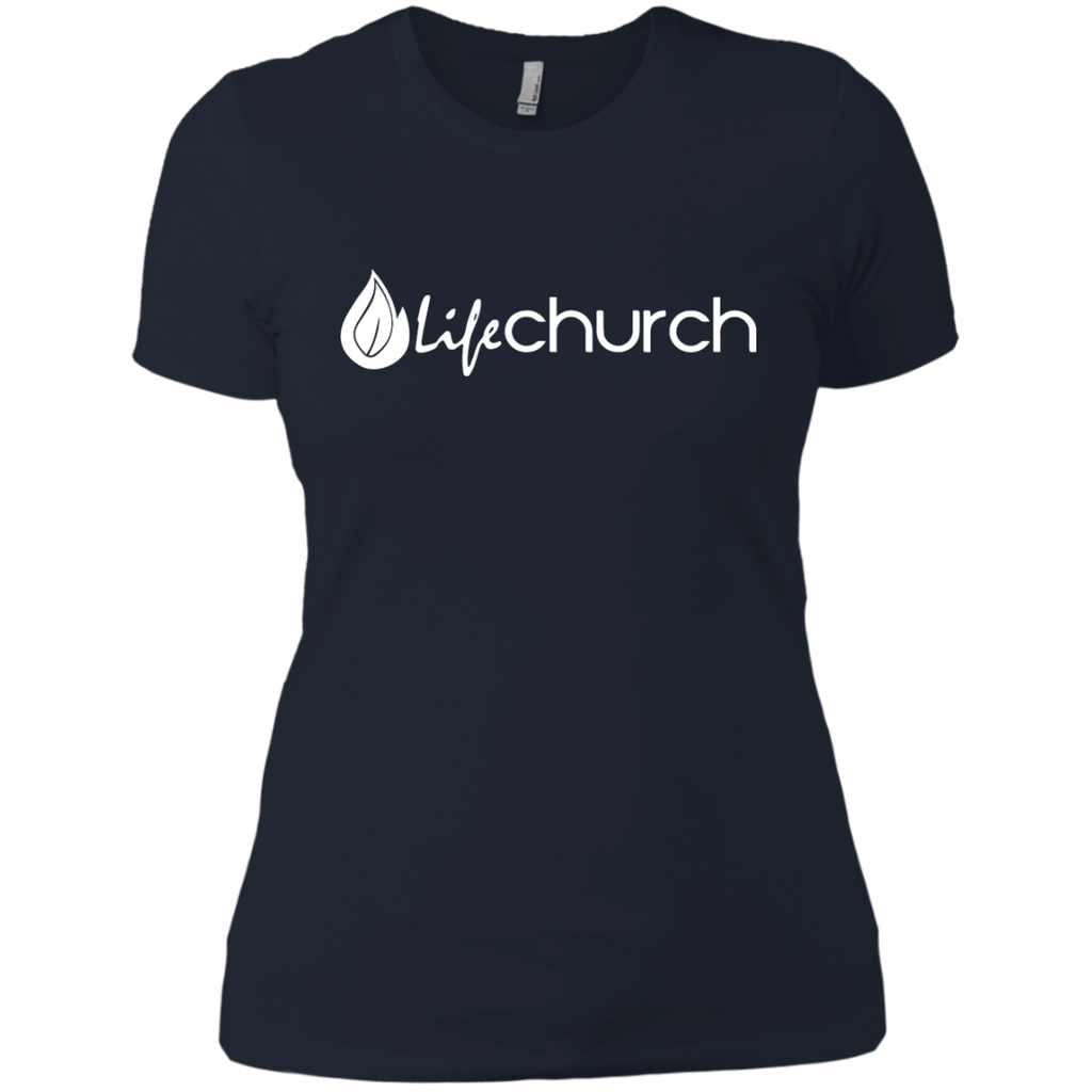 LIFE Church Next Level Ladies' Boyfriend Tee