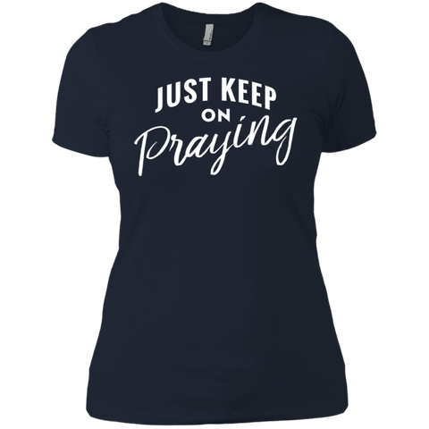 Image of Just Keep On Praying