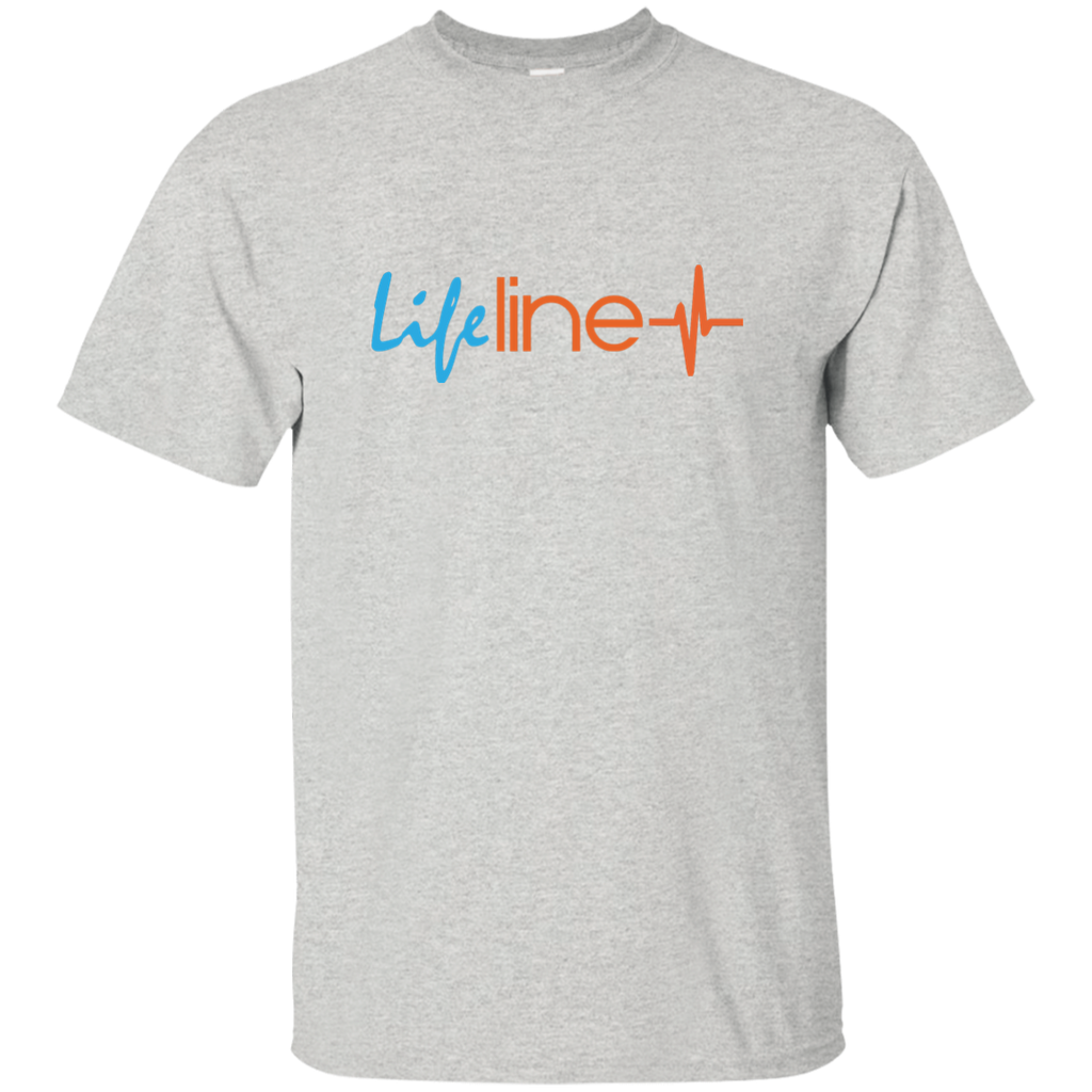 LIFE Line Custom Ultra Cotton T-Shirt