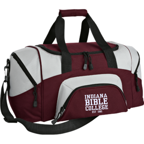 Image of Small Colorblock Sport Duffel Bag - Kick Merch - 3