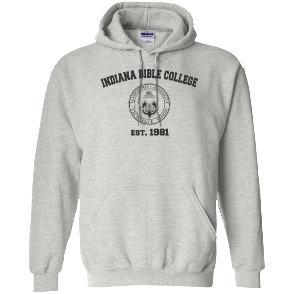 IBC - Pullover Hoodie - Vintage Design - Kick Merch - 8